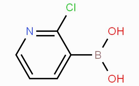 2-氯吡啶-3-硼酸