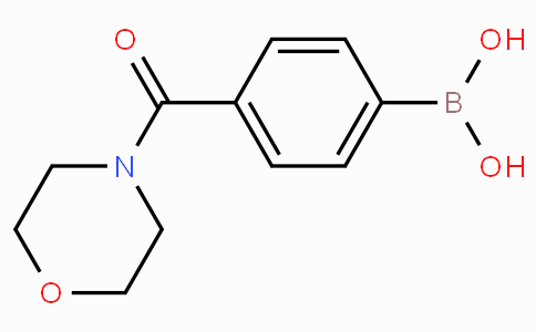 4-(Morpholine-4-carbonyl)phenylboronic acid