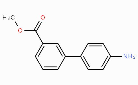 4'-Aminobiphenyl-3-carboxylic acid methyl ester