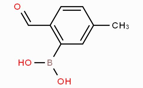 2-Formyl-5-methylphenylboronic acid