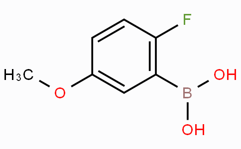 2-Fluoro-5-methoxyphenylboronic acid