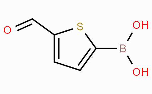 5-甲酰-2-噻吩硼酸(含有数量不等的酸酐)