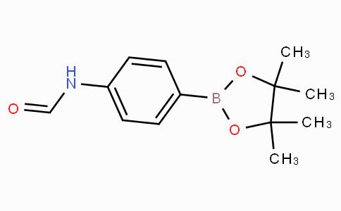4-Formamidophenylboronic acid pinacol ester