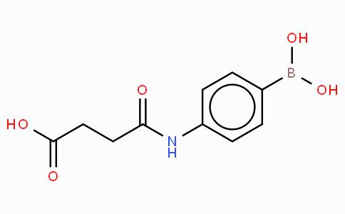 N-(4-phenylboronic)succinamic acid