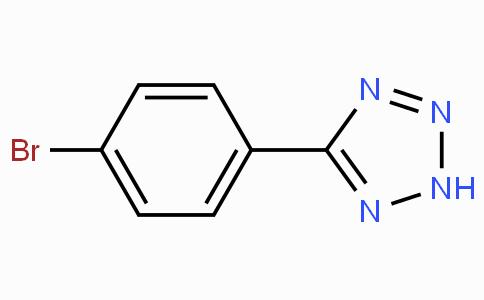 5-(4-Bromo-phenyl)-2H-tetrazole