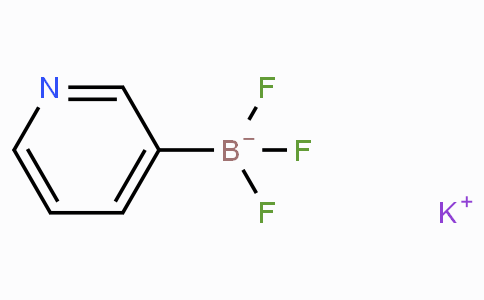 Potassium 3-pyridyltrifluoroborate
