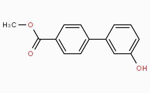 3'-Hydroxybiphenyl-4-carboxylic acid methyl ester