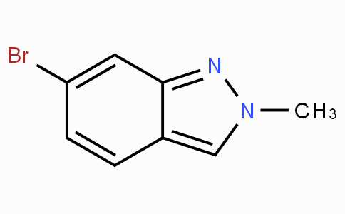 6-Bromo-2-methyl-2H-indazole