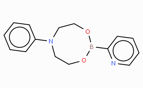2-Pyridineboronic acid N-phenyldiethanolamine ester