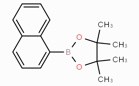 1-Naphthylboronic acid pinacol ester