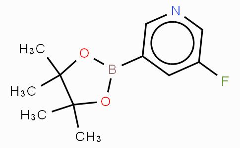 3-氟吡啶-5-硼酸频哪醇酯