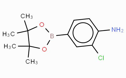 4-Amino-3-chlorophenylboronic acid, pinacol ester