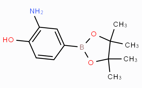 3-Amino-4-hydroxyphenylboronic acid pinacol ester