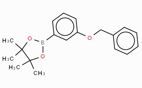 3-Benzyloxyphenylboronic acid, pinacol ester