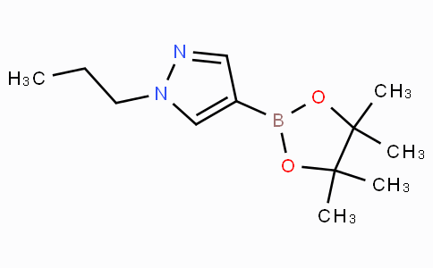 1-Propyl-1H-pyrazole-4-boronic acid pinacol ester
