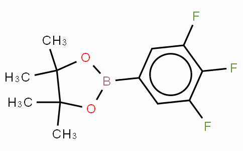 3,4,5-Trifluorophenylboronic acid, pinacol ester