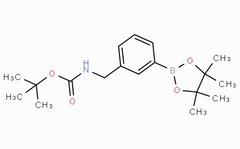 3-(N-boc-aminomethyl)phenylboronic acid pinacol ester