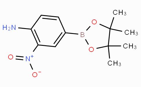 4-Amino-3-nitrophenylboronic acid pinacol ester