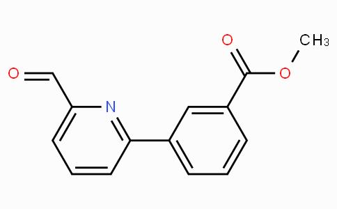 Methyl 3-(6-formyl-2-pyridinyl)benzoate