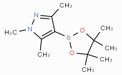 1,3,5-三甲基-1H-吡唑-4-硼酸频哪醇酯