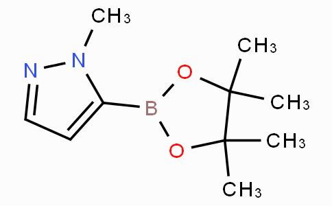 1-Methyl-1H-pyrazole-5-boronic acid pinacol ester