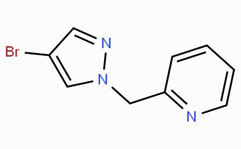 2-(4-Bromo-pyrazol-1-ylmethyl)-pyridine