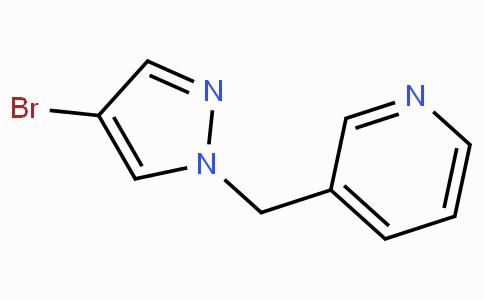 3-(4-Bromo-pyrazol-1-ylmethyl)-pyridine