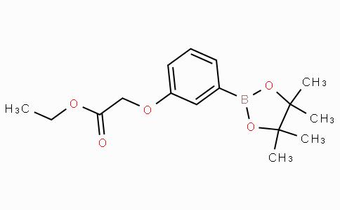 3-(2-Ethoxy-2-oxoethoxy)phenylboronic acid pinacol ester