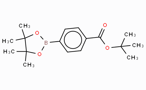 4-(Tert-butoxycarbonyl)phenylboronic acid, pinacol ester