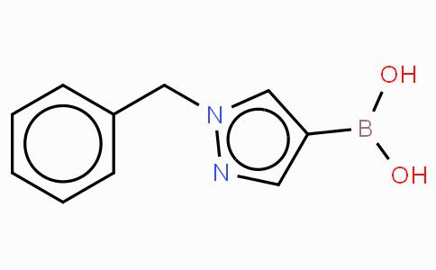 1H-pyrazole-1-benzyl-4-boronic acid