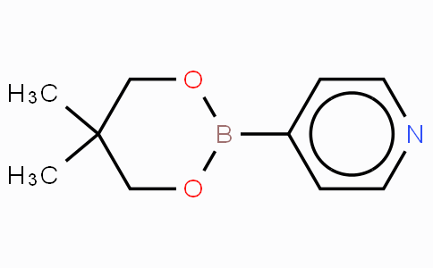 2-(4-Pyridil)-5,5-dimethyl-1,3,2-dioxaboronane