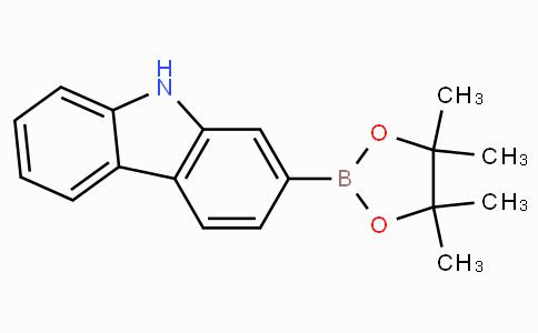 9H-carbazole-2-boronic acid pinacol ester
