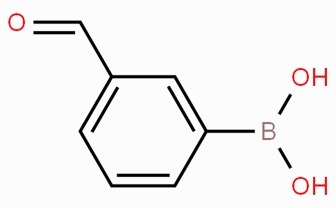 3-Formylphenylboronic acid