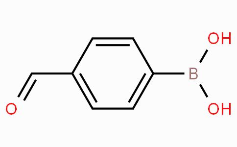 4-Formylphenylboronic acid