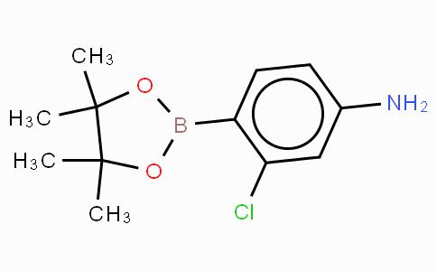 4-Amino-2-chlorophenylboronic acid, pinacol ester