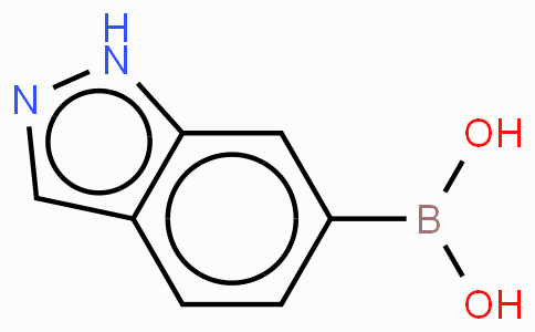6-Indazolyboronic acid