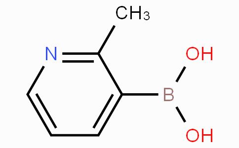 2-Methylpyridine-3-boronic acid