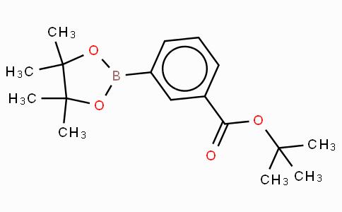 3-(Tert-butoxycarbonyl)phenyl boronic acid pinacol ester