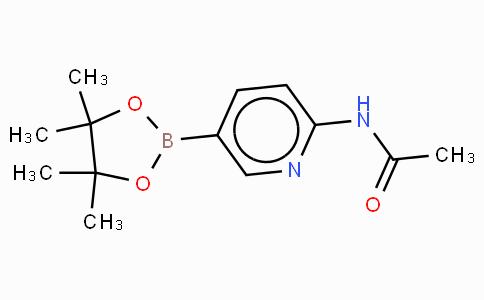 2-Acetamidopyridine-5-boronic acid, pinacol ester