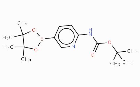2-(Tert-butoxycarbonylamino)pyridine-5-boronic acid, pinacol ester