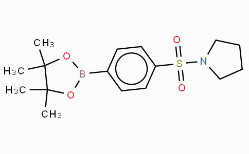 4-(吡咯烷-1-磺酰基)苯硼酸频那醇酯