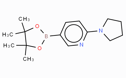6-(1-吡咯烷并)吡啶-3-硼酸频哪醇酯