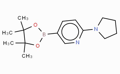 6-(Pyrrolidin-1-yl)pyridine-3-boronic acid, pinacol ester