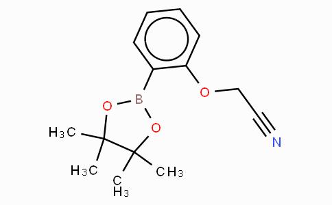 2-Cyanomethoxyphenylboronic acid, pinacol ester