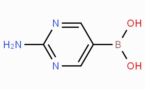 2-Aminopyrimidine-5-boronic acid