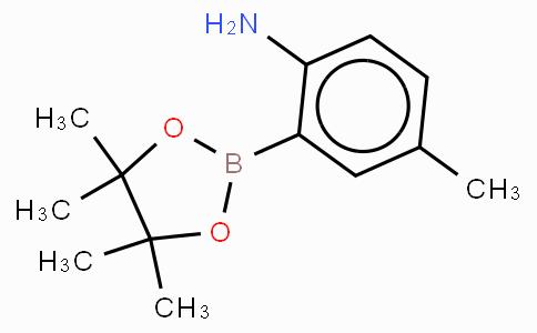 2-Amino-5-methylphenyboronic acid, pinacol ester