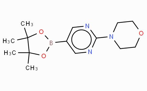 2-(4-吗啡啉基)嘧啶-5-硼酸嚬哪醇酯