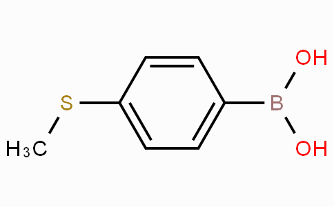 4-(Methylthio)phenylboronic acid