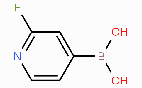 2-Fluoropyridine-4-boronic acid