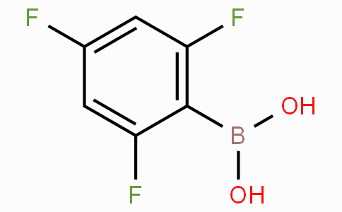 2,4,6-Trifluorophenylboronic acid